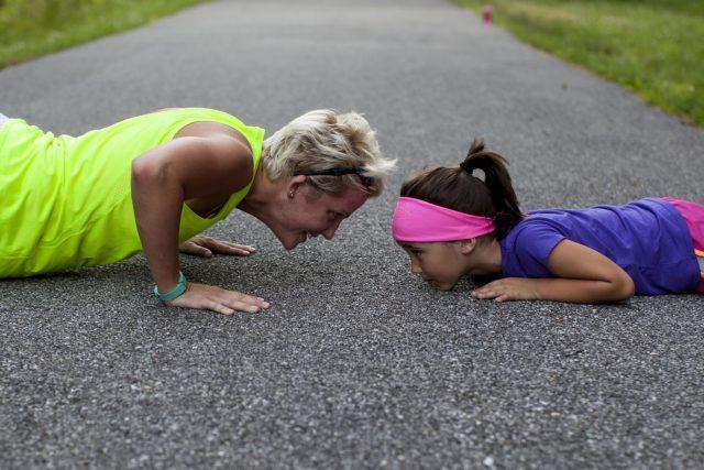 7 tips para poder ejercitarte cuando tienes un bebé