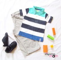Back to School clothes Oshkosh outfit