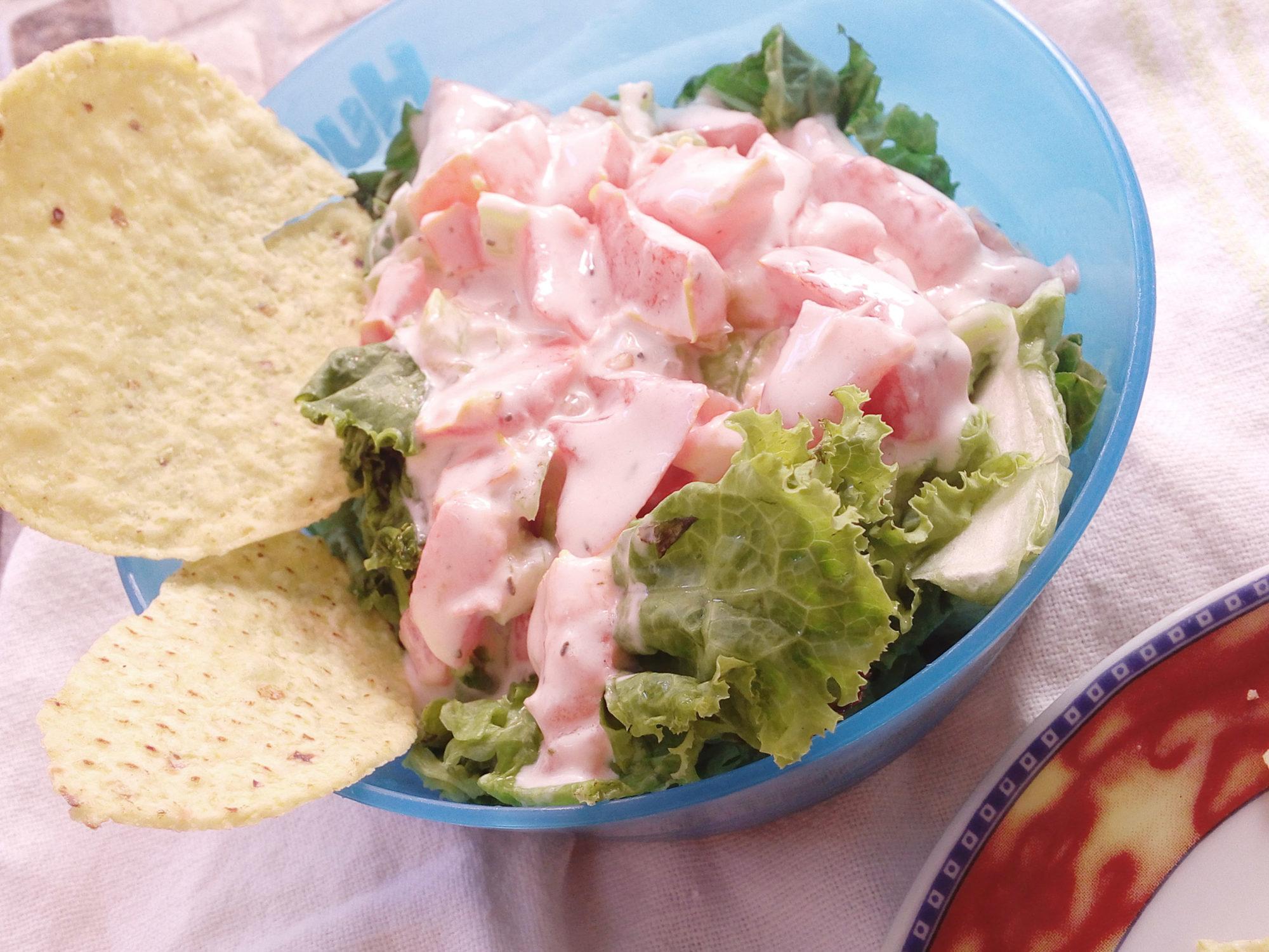 Salsa Blanca para tacos