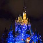 once upon a time Disney-Magic Kingdom