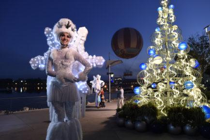 Holidays at Disney Springs