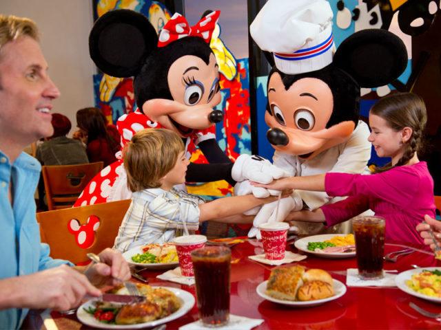Plan de Comidas en Walt Disney World Resort